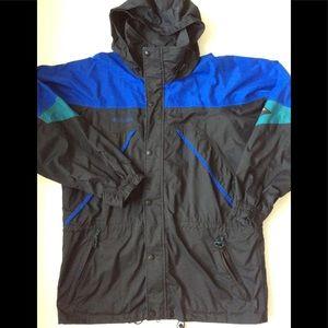 Columbia Jacket Rain jacket hooded zipper Jacket